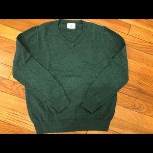 Like NEW - Boys J. Crew cotton crew neck sweater
